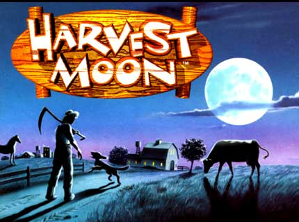 harvest moon ds cute wallpapers